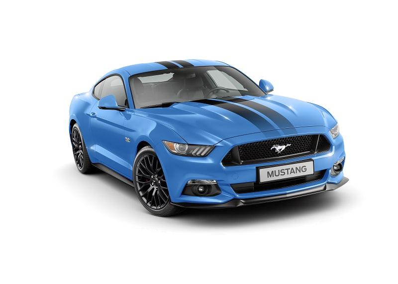 Ford prezintă două ediții speciale Mustang