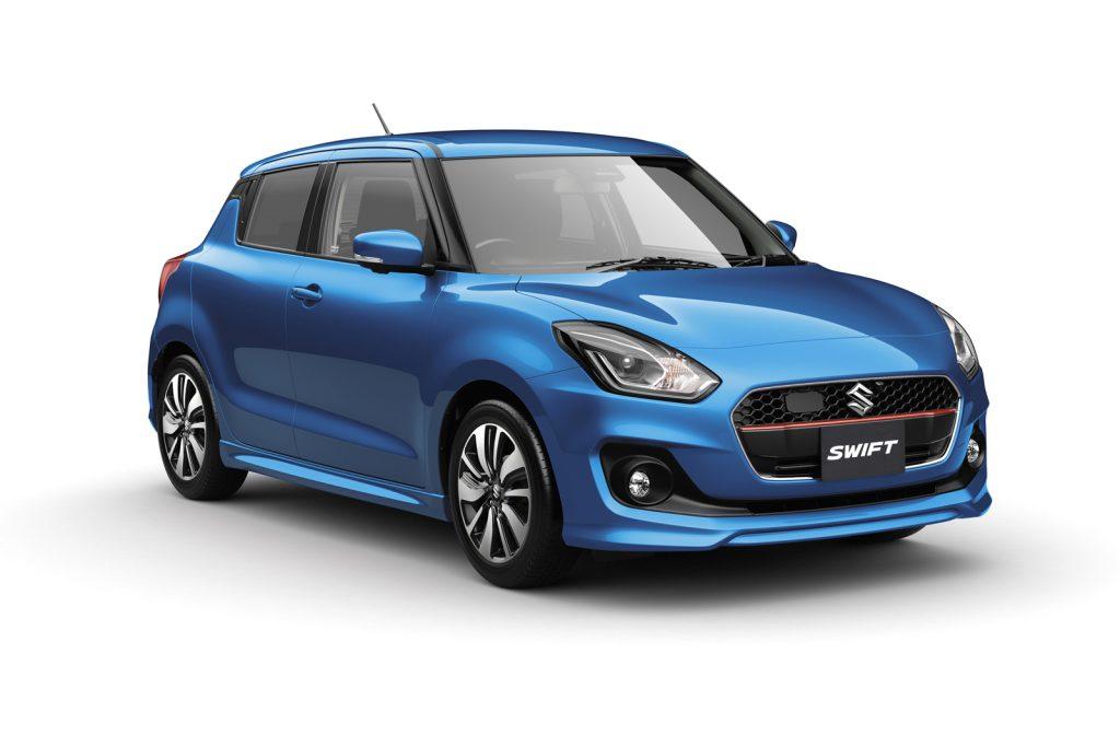 Suzuki a prezentat noul Swift