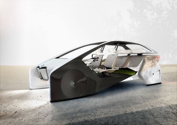 BMW i Inside Future sau ce putem face într-un vehicul autonom