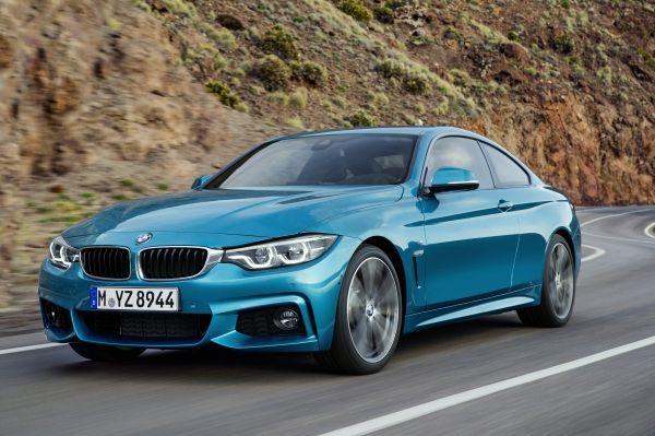 BMW anunță facelift pentru gama Seria 4