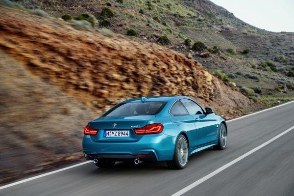Facelift gama BMW SERIA 4 (11)