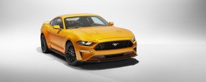 Ford Mustang Facelift 2018 (1)