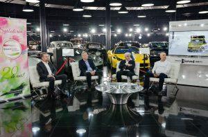 Just Classics Motorsport participă la cea de-a 20-a ediție Rallye Monte Carlo Historique (2)