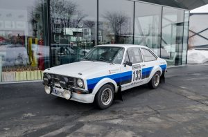 Just Classics Motorsport participă la cea de-a 20-a ediție Rallye Monte Carlo Historique (4)