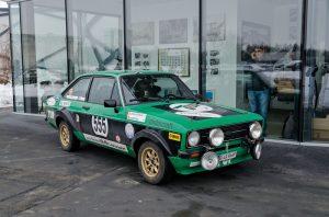 Just Classics Motorsport participă la cea de-a 20-a ediție Rallye Monte Carlo Historique (5)