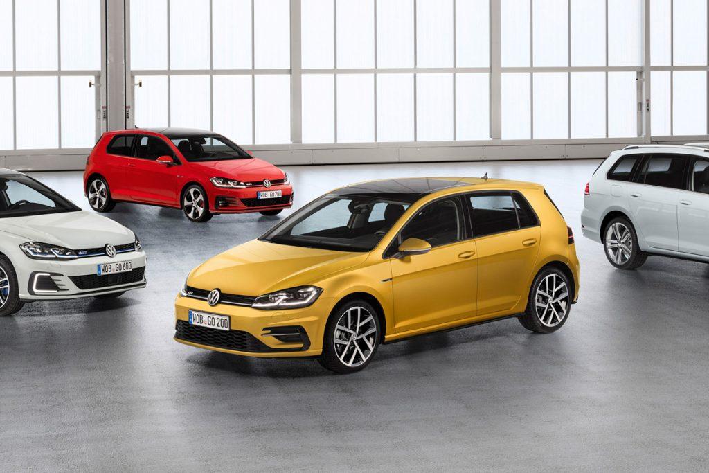 Noul VW Golf poate fi comandat în România