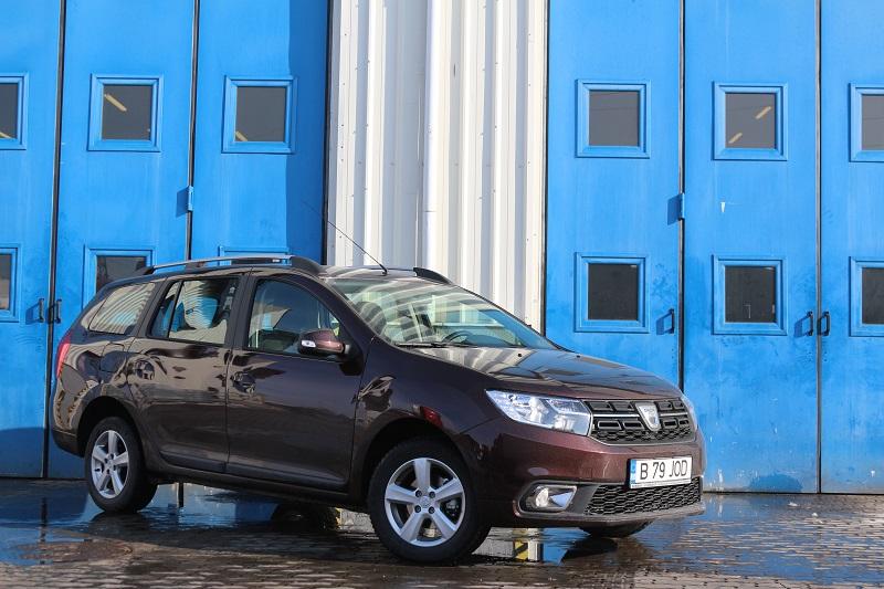 Dacia Logan MCV Facelift (5)