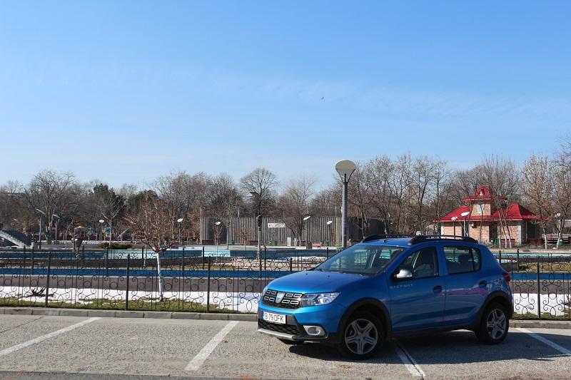 Dacia Sandero Stepway facelift – mai modern