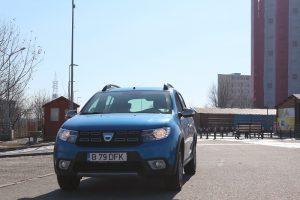 Dacia Sandero Stepway facelift (10)