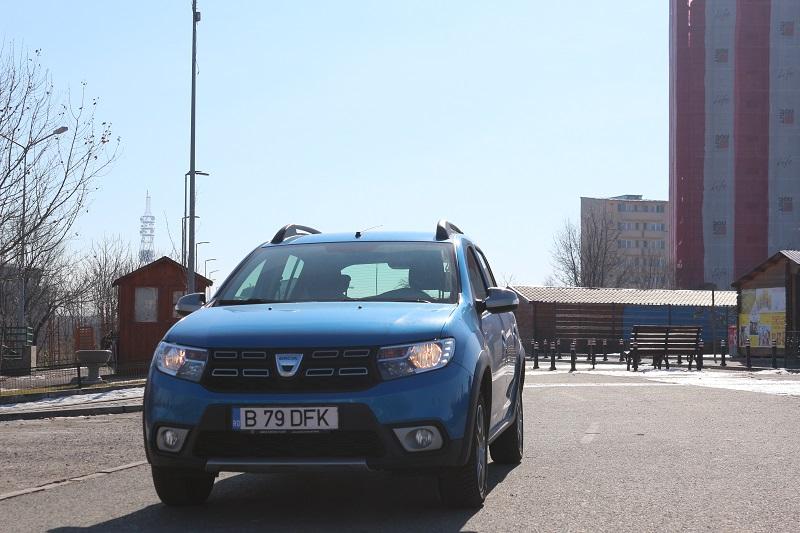 Vânzările de autoturisme Dacia în Europa au crescut cu aproape 28% în mai