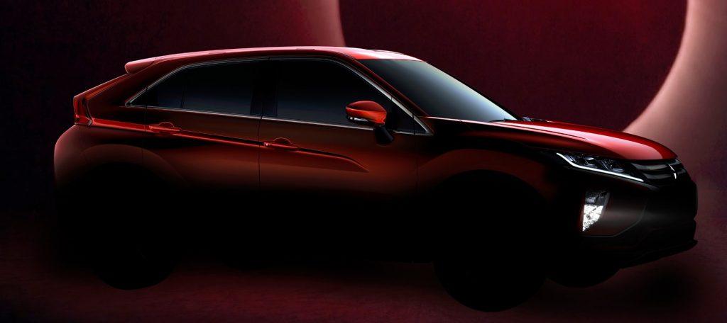 """Noul SUV Compact al Mitsubishi Motors se va numi """"Eclipse Cross"""""""