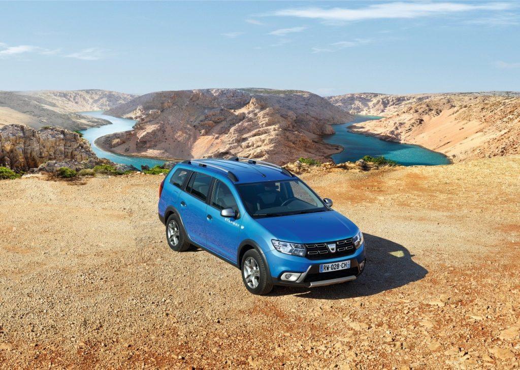 Dacia Logan MCV Stepway va fi lansat la Salonul Auto de la Geneva 2017