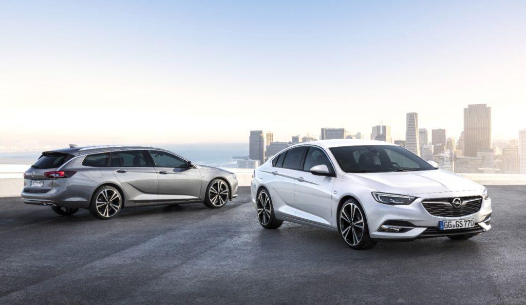 Opel a prezentat Insignia Sports Tourer