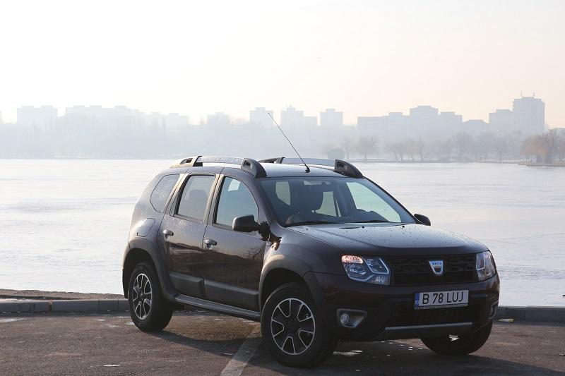 Producția Dacia în primul semestru 2017