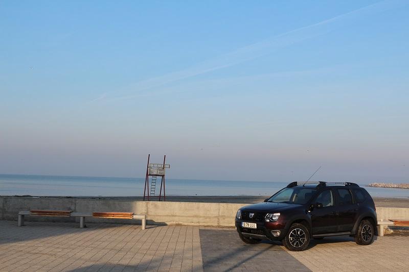 Dacia Duster Black Touch – un pic de stil