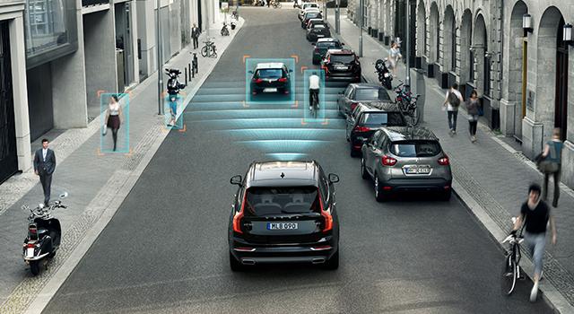 Volvo S90 și V90 au obținut cele mai bune rezultate AEB Pedestrian la evaluarea Euro NCAP