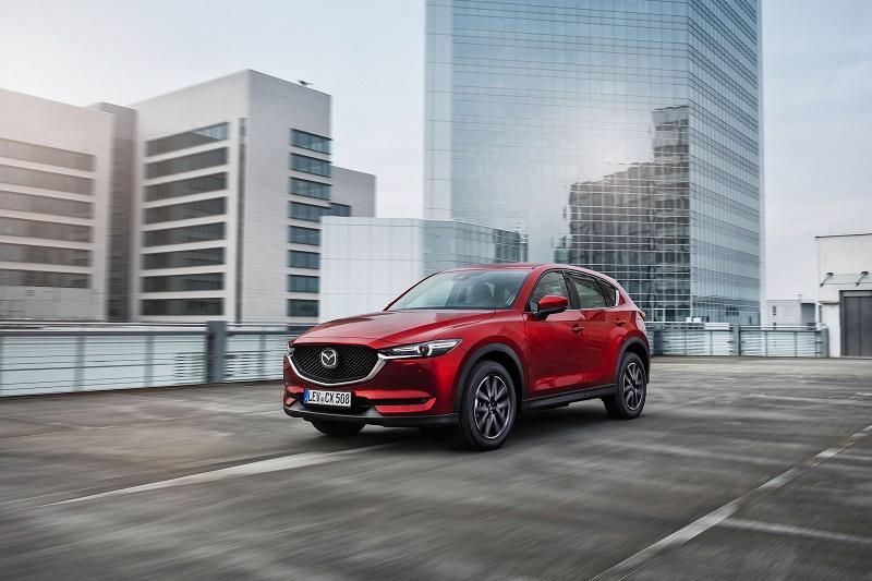 Mazda dezvăluie noul CX-5 la Geneva