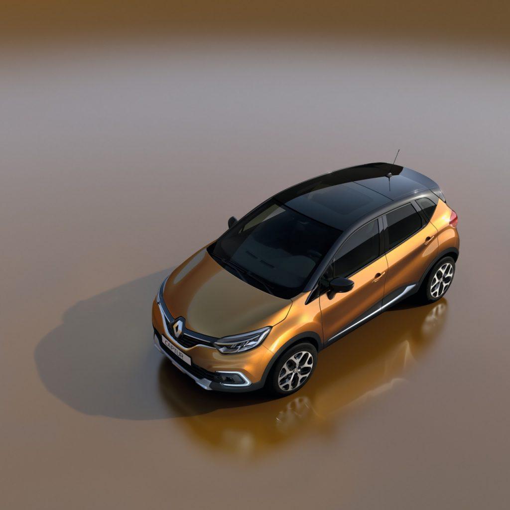 Renault prezintă noul Captur