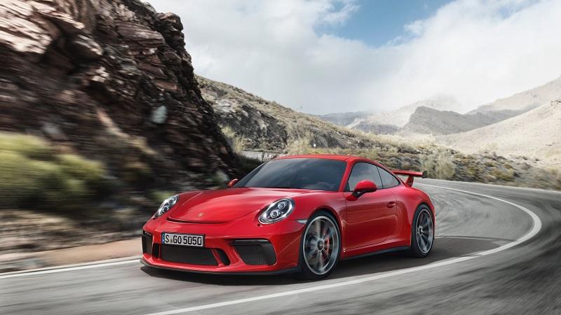 Noul Porsche 911 GT3 – premieră mondială la Geneva