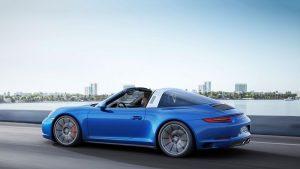 Porsche 911 Targa 4, Porsche AG