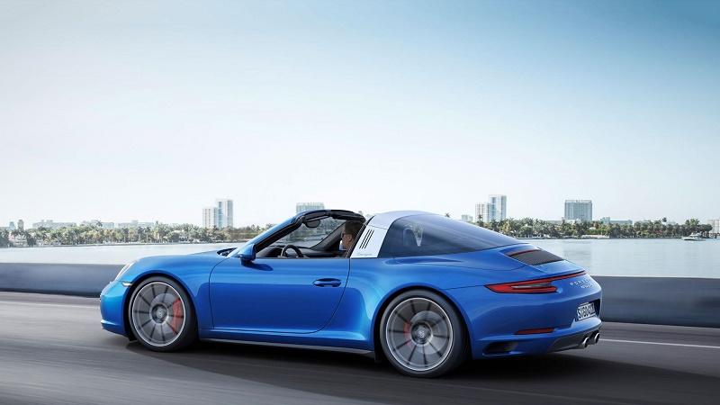 Inovații pentru modelele Porsche