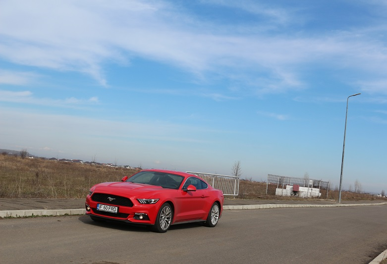 Video – FORD Mustang