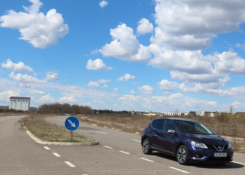 Nissan Pulsar – downsizing japonez