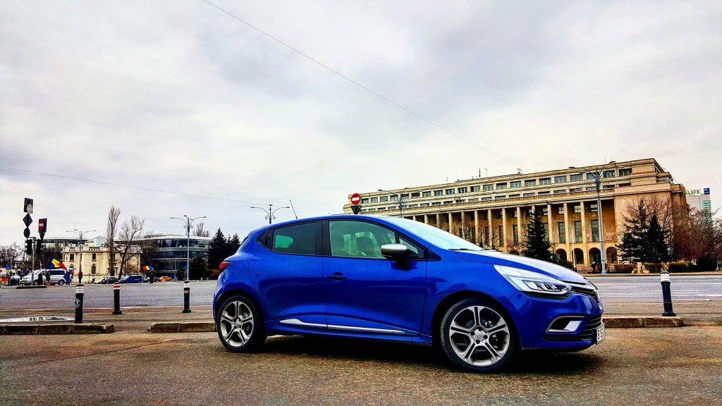 Renault Clio – un nou facelift