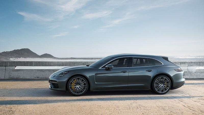 O nouă versiune de caroserie pentru Porsche Panamera: Sport Turismo
