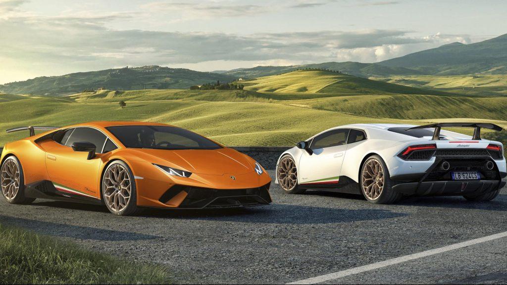 Lamborghini și Pirelli au reușit un nou record pe Nurburgring