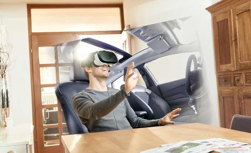 Ford anunță că puteți testa mașini în realitatea virtuală