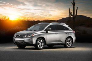 2015-Lexus-RX-350-front-three-quarters