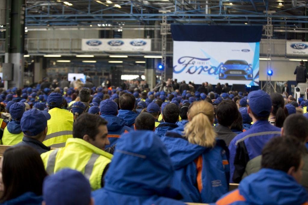 Ford Romania caută 976 de noi angajati pentru a produce EcoSport la Craiova