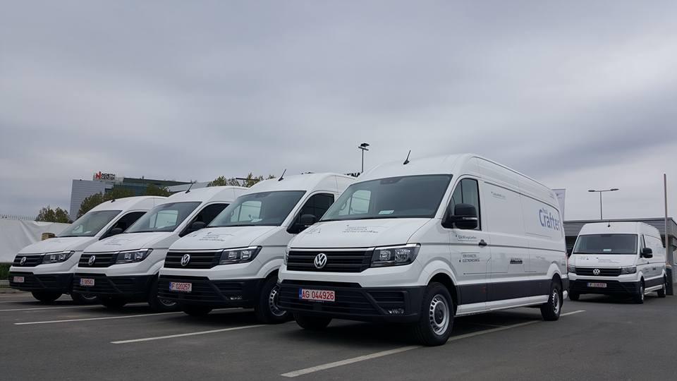 VW Crafter – lansare națională