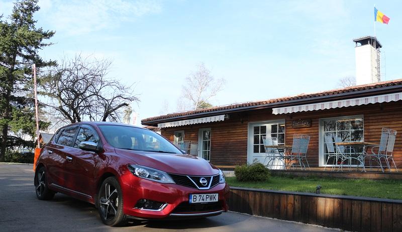 Nissan Pulsar – am testat și cea mai puternică variantă