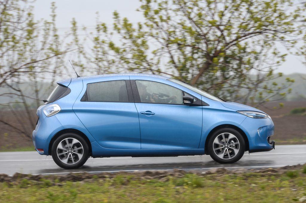 Renault a prezentat noul ZOE cu autonomie de până la 400 km