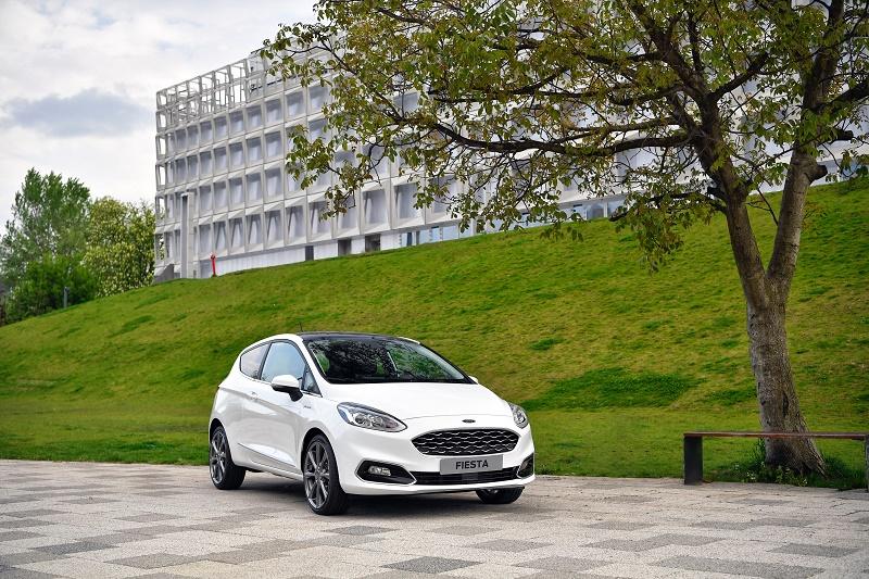 Noul Ford Fiesta prezentat în premieră la Cluj