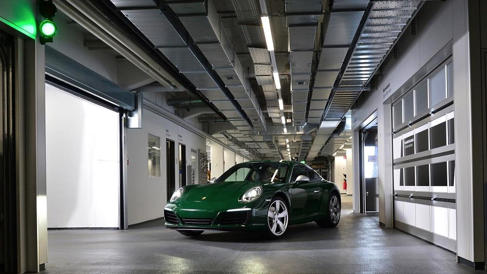 Automobilul Porsche 911 cu numărul 1.000.000 a fost produs