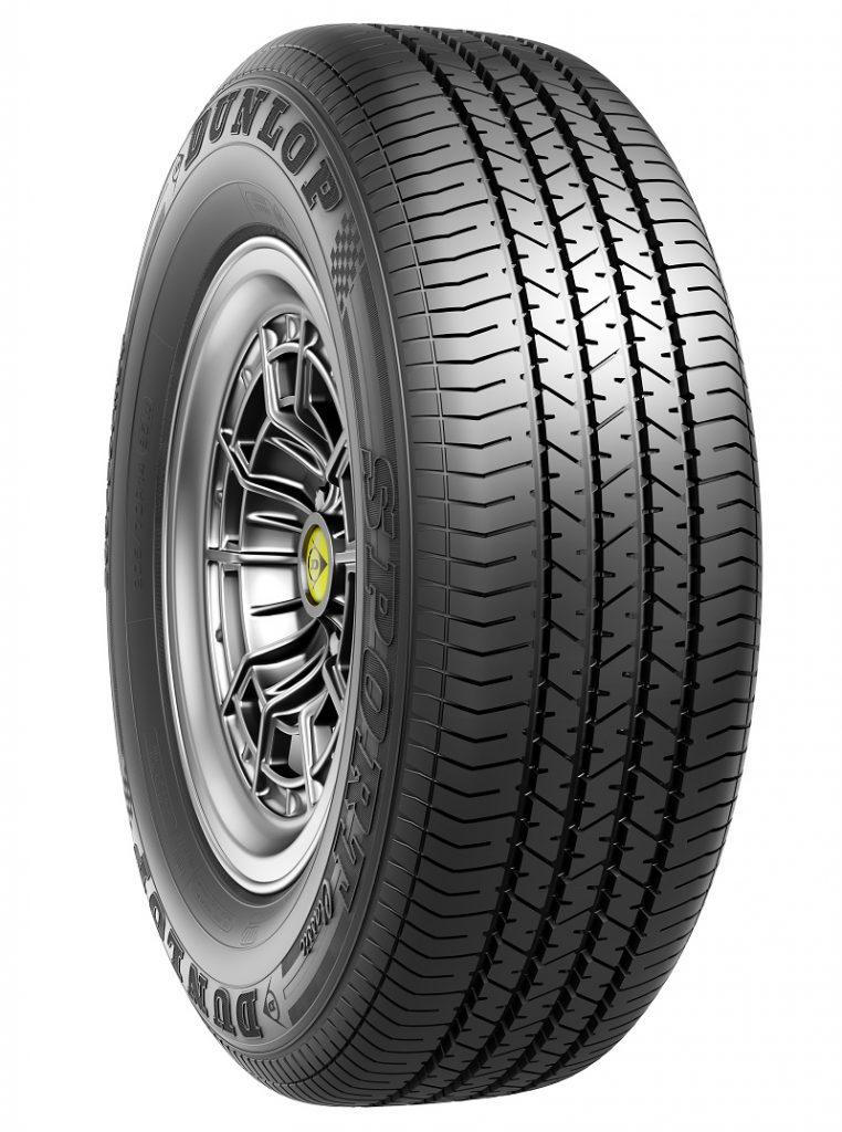 Dunlop lansează o anvelopă de performanță destinată mașinilor clasice