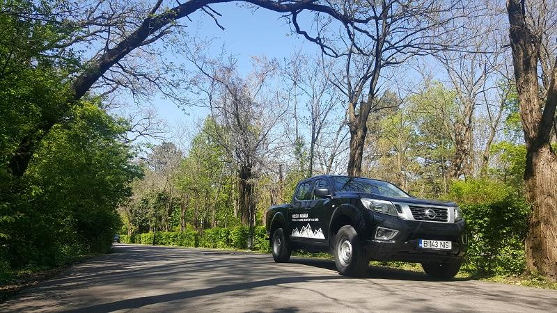 Nissan Navara – un pickup robust