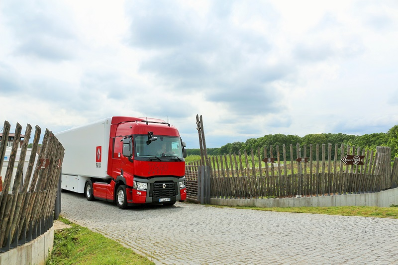 Video – Test Renault Trucks T440