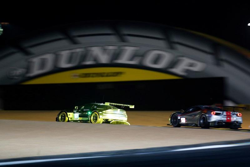 Dublu podium DUNLOP la general în cursa de 24 de ore de la Le Mans