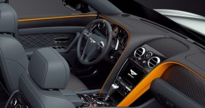 Flying Spur Design Series - Interior