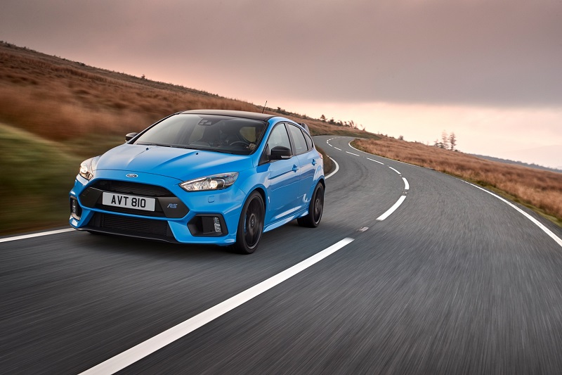 Ford oferă un nou Option Pack pentru Focus RS