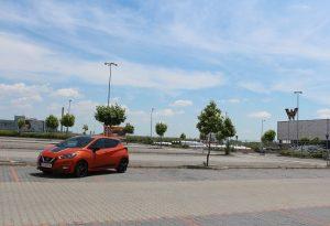 Nissan MICRA test (2)