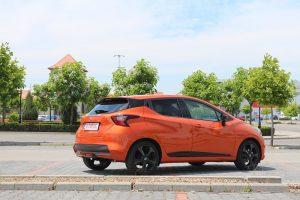Nissan MICRA test (5)