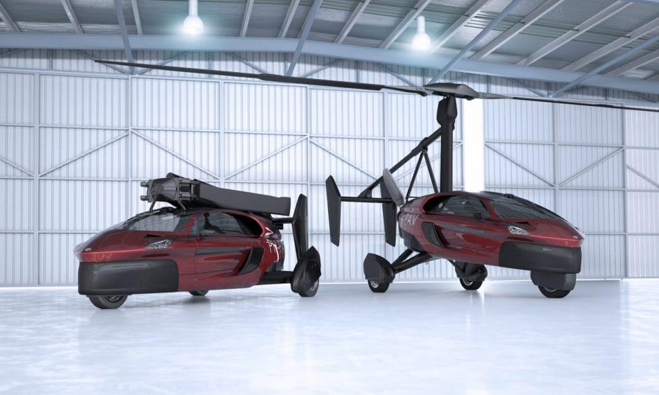 Olandezii anunță că vor lansa prima mașină zburătoare din lume