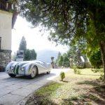 Concursul de eleganță de la Sinaia, renașterea BMW 328 Mille Miglia Roadster