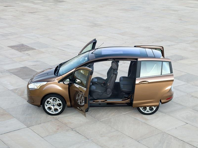 Ford a produs ultimul B-Max la Craiova