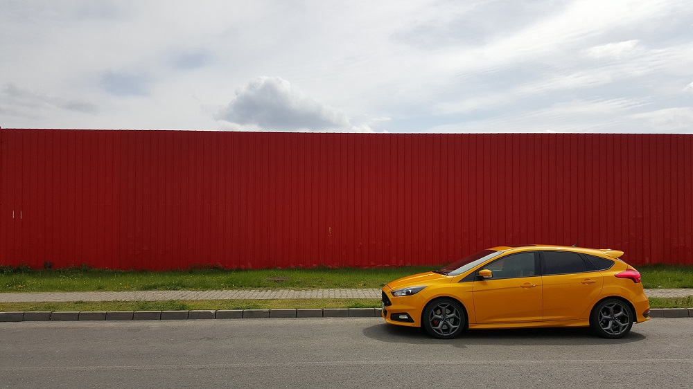 Test FORD Focus ST (1)